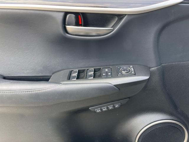 2018 Lexus NX NX 300 Navigation /Sunroof /Camera Photo12