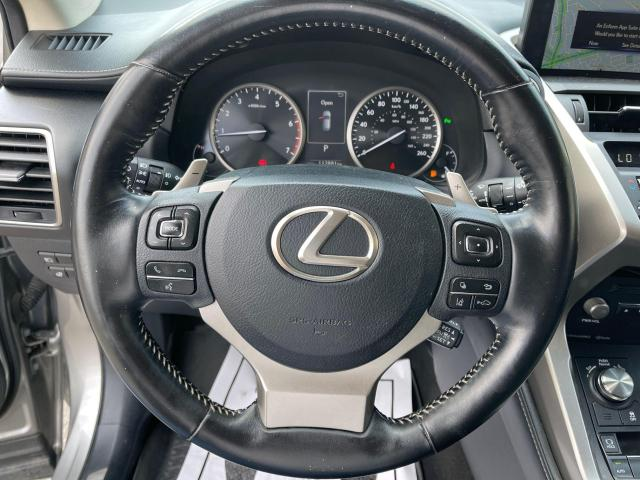 2018 Lexus NX NX 300 Navigation /Sunroof /Camera Photo16