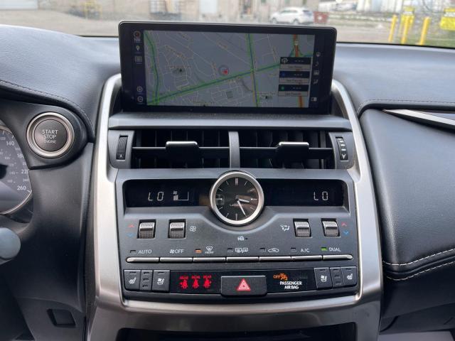 2018 Lexus NX NX 300 Navigation /Sunroof /Camera Photo17