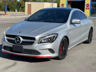 Used 2018 Mercedes-Benz CLA-Class CLA 250 AWD  Navigation /Panoramic Sunroof /Camera for sale in North York, ON