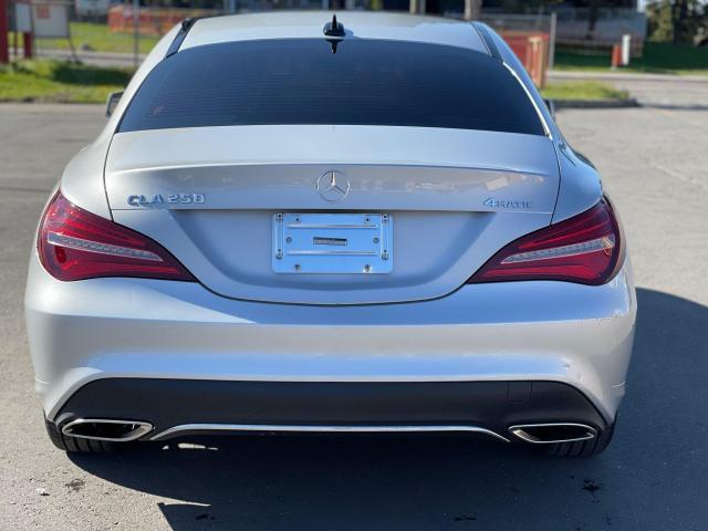 2018 Mercedes-Benz CLA-Class CLA 250 AWD  Navigation /Panoramic Sunroof /Camera Photo5
