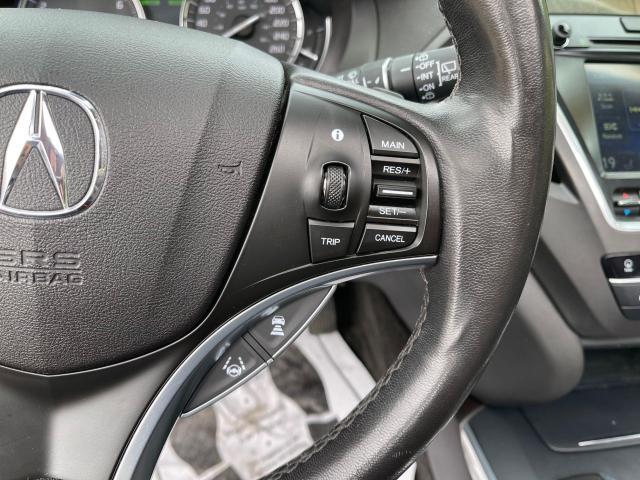 2016 Acura MDX AWD NAVIGATION /SUNROOF /CAMERA /7Pass Photo18