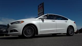 Used 2013 Ford Fusion Titanium for sale in Brandon, MB