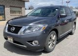 2014 Nissan Pathfinder Hybrid  Platinum  Navigation /Pano Roof/DVD Photo3
