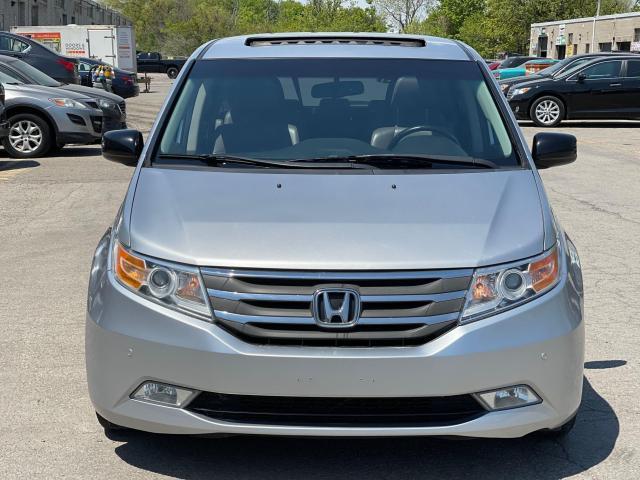 2012 Honda Odyssey Touring Navigation /DVD/Sunroof /Camera Photo2