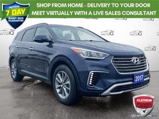 Used 2017 Hyundai Santa Fe XL Premium AWD Cloth//Bluetooth/Alloy Wheels for sale in St Thomas, ON