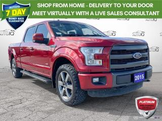 Used 2015 Ford F-150 Lariat 4x4/Navi/Roof/20 Wheels for sale in St Thomas, ON