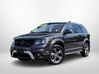 Used 2016 Dodge Journey Crossroad   NAVI   LEATHER   DVD for sale in Surrey, BC