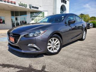 Used 2014 Mazda MAZDA3 GS-SKY for sale in Sarnia, ON