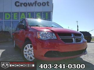 Used 2015 Dodge Grand Caravan CANADA VALUE PACKAGE for sale in Calgary, AB