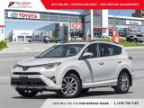 Photo of Blizzard Pearl 2018 Toyota RAV4