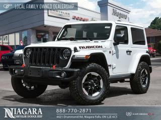 New 2021 Jeep Wrangler RUBICON for sale in Niagara Falls, ON
