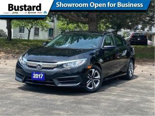 Used 2017 Honda Civic Sedan 4dr Man LX | Heated Seats | Bluetooth for sale in Waterloo, ON