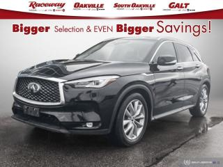 Used 2019 Infiniti QX50 AWD | Sunroof | Leather | NAV with Bluetooth for sale in Etobicoke, ON