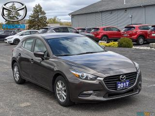 Used 2017 Mazda MAZDA3 Sport GS at for sale in Guelph, ON