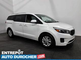 Used 2015 Kia Sedona LX - 7 Passagers - Bluetooth - Climatisation for sale in Laval, QC