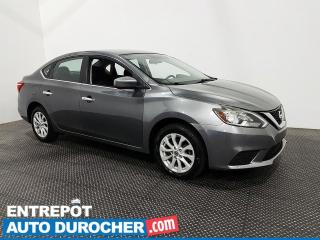 Used 2016 Nissan Sentra SV - Bluetooth - Caméra de Recul - Climatiseur for sale in Laval, QC
