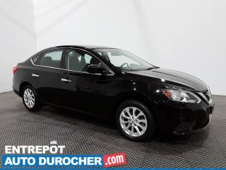 Used 2018 Nissan Sentra SV - Navigation - Bluetooth - Climatiseur for sale in Laval, QC