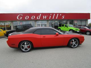 Used 2008 Dodge Challenger SRT! AT 2008 SEMA CAR SHOW! SUPER CHARGED! LOWERED for sale in Aylmer, ON