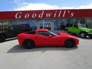 Used 2011 Chevrolet Corvette TARGA! Z-06 EXHAUST! NO TEST PILOTS! for sale in Aylmer, ON