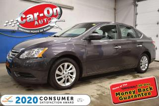 Used 2015 Nissan Sentra SV/X | HEATED SEATS | REAR CAM | ALLOY WHEELS for sale in Ottawa, ON