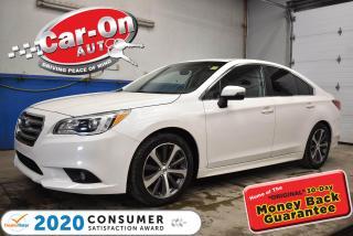 Used 2017 Subaru Legacy BLIND SPOT | HARMAN/KARDON | NAVIGATION for sale in Ottawa, ON