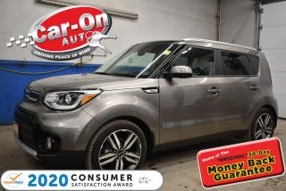 Used 2019 Kia Soul EX Tech HARMAN/KARDON | NAV | BLIND SPOT | PANORAMIC SUNRO for sale in Ottawa, ON