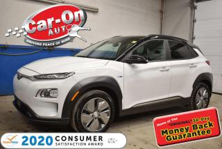 Used 2020 Hyundai KONA EV Preferred FULLY ELECTRIC | PREMIUM AUDIO | DRIVER SAFETY SYS for sale in Ottawa, ON