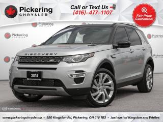 Used 2015 Land Rover Discovery Sport HSE Luxury - LEATHER/PANO ROOF/20