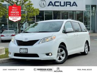Used 2011 Toyota Sienna LE 8P for sale in Markham, ON