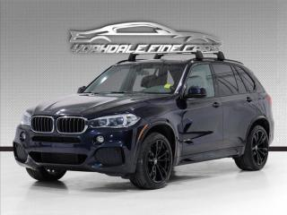 Used 2018 BMW X5 xDrive35i M Sport, 7 Passenger, DVD, Loaded for sale in Concord, ON