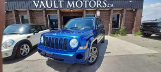 Used 2009 Jeep Patriot 4WD 4dr, no accidents for sale in Brampton, ON