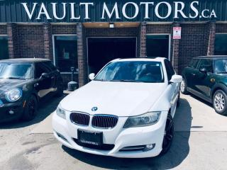 Used 2009 BMW 3 Series 4dr Sdn 335i xDrive AWD,LEATHER for sale in Brampton, ON