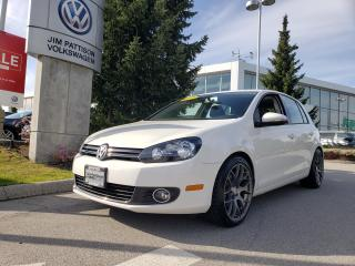 Used 2012 Volkswagen Golf 2.0 TDI Highline 5DR (A6) for sale in Surrey, BC
