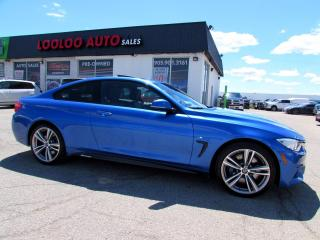 Used 2014 BMW 4 Series 435i xDrive M Performance 6 Speed Manual Navi Certified for sale in Milton, ON