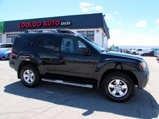 Used 2010 Nissan Xterra Off-Road 4WD Automatic 4.0L V6 Certified for sale in Milton, ON
