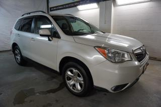 Used 2014 Subaru Forester 2.5X AWD 6Spd CERTIFIED 2YR WARRANTY BLUETOOTH HEATED CRUISE for sale in Milton, ON