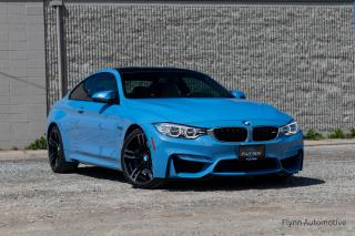 Used 2015 BMW M4 Coupe Immaculate,Clear Film,Silverstone for sale in St. Catharines, ON