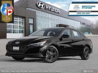 New 2021 Hyundai Elantra Preferred IVT  - $148 B/W for sale in Brantford, ON