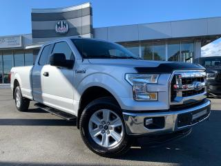 Used 2016 Ford F-150 XLT S/C LB 4WD 5.0L V8 8FT BOX REAR CAMERA for sale in Langley, BC