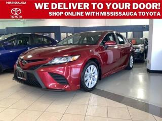 Used 2018 Toyota Camry SE for sale in Mississauga, ON