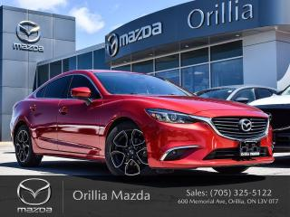 Used 2017 Mazda MAZDA6 UNKNOWN for sale in Orillia, ON
