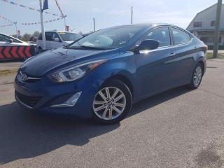 Used 2016 Hyundai Elantra Limited No Accidents! Backup camera and Blue-tooth! for sale in Dunnville, ON