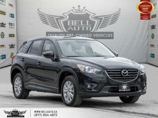 Used 2016 Mazda CX-5 GS, AWD, REAR CAM, B.SPOT, SUNROOF, BLUETOOTH, HEATED SEAT for sale in Toronto, ON