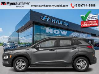 New 2021 Hyundai KONA 2.0L Essential FWD  - Heated Seats - $137 B/W for sale in Nepean, ON