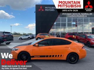 Used 2013 Dodge Dart RALLYE  - Aluminum Wheels -  Fog Lamps - $64 B/W for sale in Mount Hope (Hamilton), ON