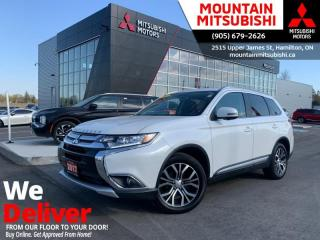 Used 2017 Mitsubishi Outlander ES AWC  TOURING-PREMIUM for sale in Mount Hope (Hamilton), ON