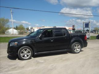 Used 2010 Ford Explorer Sport Trac Limited 4.6L for sale in Fenelon Falls, ON