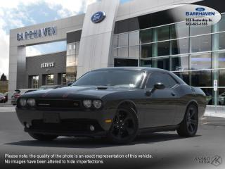 Used 2013 Dodge Challenger R/T for sale in Ottawa, ON
