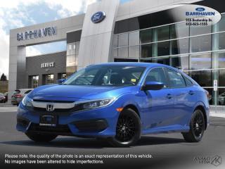 Used 2017 Honda Civic SEDAN LX for sale in Ottawa, ON